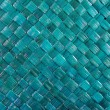 Background of braided bamboo texture — Stock fotografie