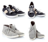 Classic sneakers shoes — Stock Photo