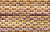 Braided background texture grunge wooden — Stock Photo