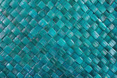 Background of braided bamboo texture — Stock Photo