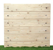 Cartello in legno — Foto Stock
