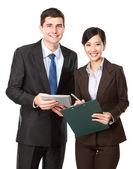 Business partners — Zdjęcie stockowe
