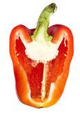 Paprika slice — Foto Stock