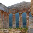 Stock Photo: Greek temple of Segestin Sicily