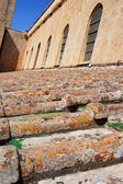 Tiled roof of an historical building — Stock Photo