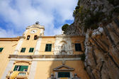 Saint Rosalia sanctuary of Palermo in Sicily — Stock Photo