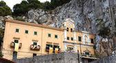 Sanktuarium rozalia w palermo, sycylia — Zdjęcie stockowe