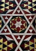 Mosaico de mármol — Foto de Stock
