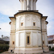 The church of Polovragi monastery in Romania — Stock Photo #26806711