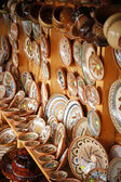 Romanian Handpainted Ceramics — Stock Photo