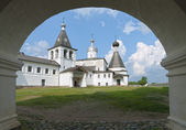Ferapontov monastery — Stock Photo