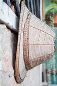 Old handmade hat — Stock Photo