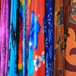 Stock Photo: Thailand Batik