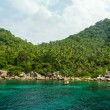 Tropical island Koh Tao, Thailand — Stock Photo