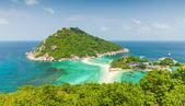 Nangyuan island,Thailand — Stock Photo