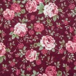 Fabric retro pattern with floral ornament — Stock Photo #33621475