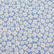 White floral pattern. Flowers fabric — Stock Photo #33621549