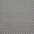 White dots on Black Background — Stock Photo