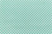 White dots on green — Stock Photo