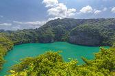 The emerald Inner Sea — Stock Photo