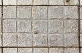 Concrete Squares wall — Stock Photo
