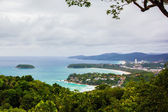 Kata, Karon, Patong View Point — Stock Photo