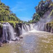 Tad Pha Suam waterfall — Stock Photo