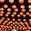 Stock Photo: Chinese new year light no1