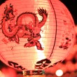 Stock Photo: Chinese new year light no5