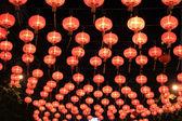 Chinese new year light no2 — Stock Photo