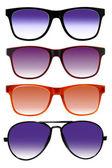 Eyeglasses,Sun glasses — Stock Photo