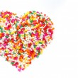 Sugar sprinkles — Stock Photo