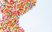Sugar sprinkles — Stockfoto