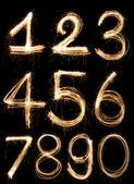 Numer — Zdjęcie stockowe