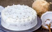 Pastel de coco — Foto de Stock
