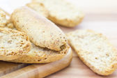 French baguette — Stock Photo