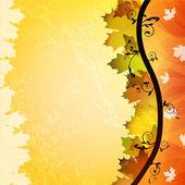 Hösten leafs — Stockvektor