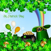 St Patrick's Day — Wektor stockowy