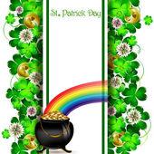 St Patrick's Day — Stockvektor