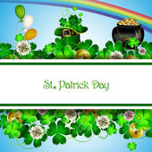 St Patrick's Day — Vetorial Stock