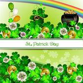 St Patrick's Day — Stockvector