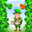 Stock Vector: St Patrick 's Day