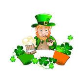 St Patrick 's Day — Stock Vector