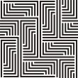 Zigzag seamless background - Stock Vector