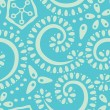 Background seamless pattern with swirls — 图库矢量图片 #12557931