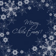 Merry Christmas background — Vector de stock #13889695