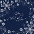 god jul bakgrund — Stockvektor