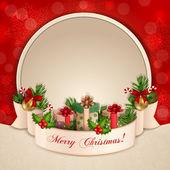 Illustration de Noël — Vecteur