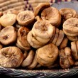 Dried figs - Stock Photo