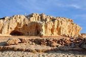 Cave structure — Stock Photo